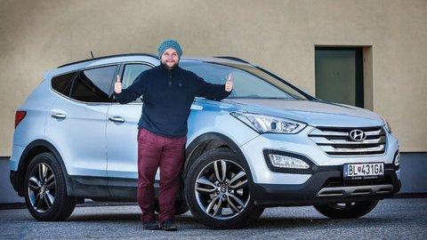 Hyundai Santa Fe: Konečná