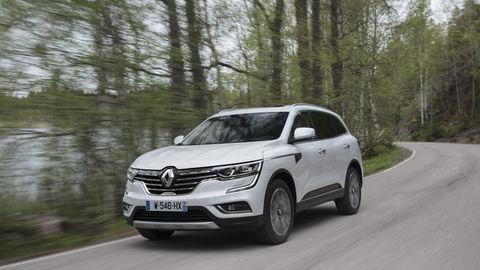 Renault Koleos: Druhý pokus