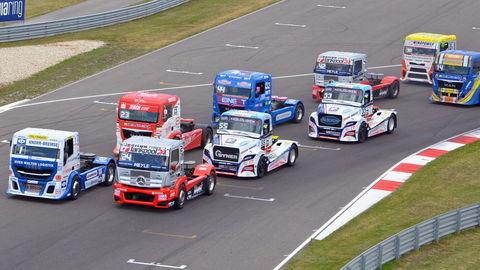 Premiéra ME truckov na Slovensku