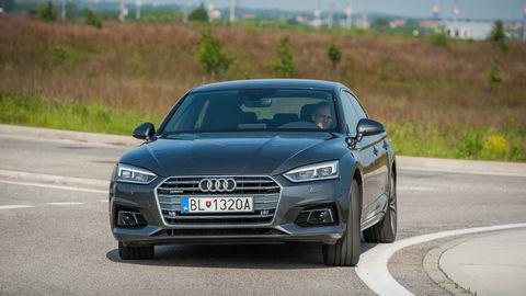 Audi A5 Sportback: Druhé vydanie po siedmich rokoch