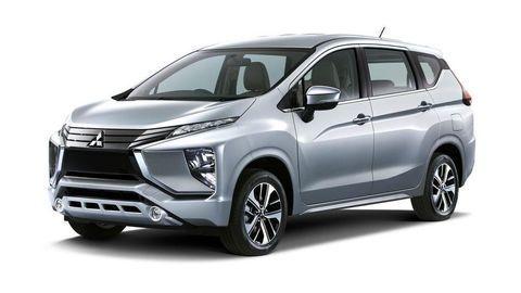 Mitsubishi predstaví stredne veľké MPV