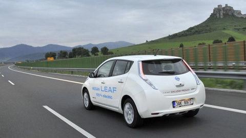 Slováci začali kupovať elektrické autá. Najobľúbenejšie sú Nissany