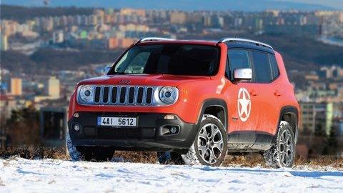Jeep Renegade: Jazdí inak, ako by sme chceli