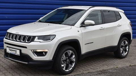Nový Jeep Compass dorazil na Slovensko