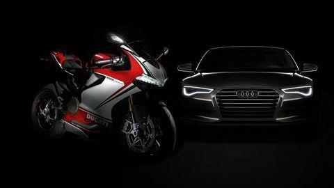 Audi predáva Ducati