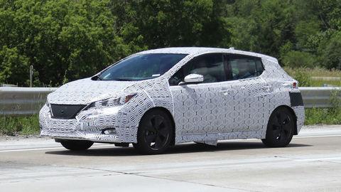 Nissan Leaf bude mať lepšiu aerodynamiku