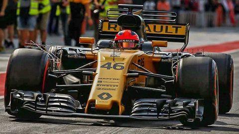 Robert Kubica opäť vo F1, zatiaľ na teste