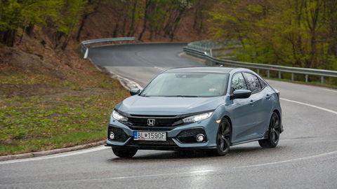 Motoring: Prvý hot-hatch od Hyundai, Mercedes C43 AMG Cabrio a Civic 1.5 VTEC Turbo