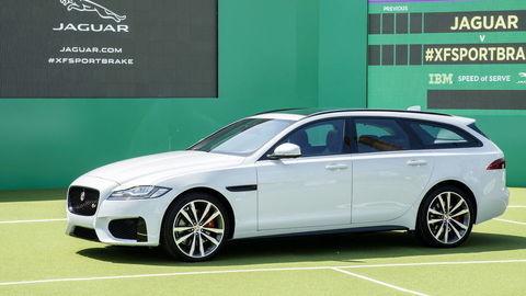 Športové kombi Jaguar XF je už v predpredaji