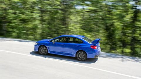 Motoring: Jedno z posledných chlapských áut Subaru WRX STi, Renault Koleos a Seat Ateca FR
