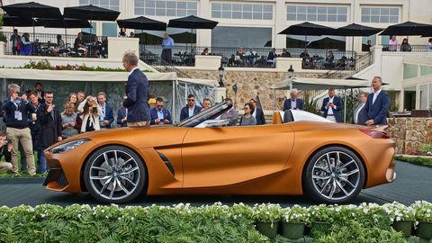 BMW Z4 príde o rok