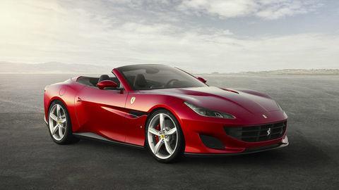Najmenšie Ferrari sa volá Portofino
