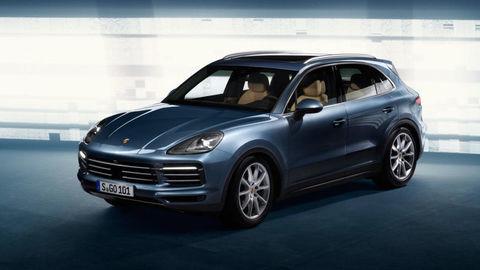 Nové Porsche Cayenne na prvých obrázkoch, bude kompletne z Bratislavy