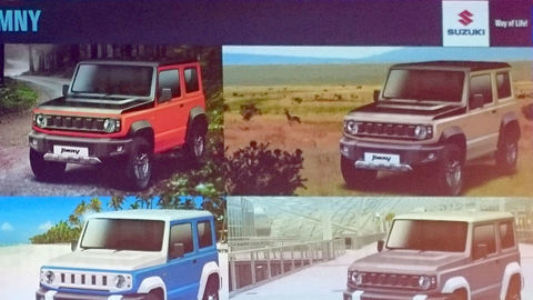 Nové Suzuki Jimny zostane plnohodnotným off-roadom