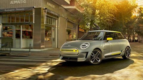 Elektrické Mini uvidíme vo Frankfurte