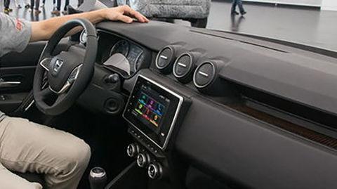 Míľový krok vpred: Nová Dacia Duster odtajnila interiér