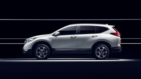 Honda vezie do Európy nové CR-V. Diesel nahradí hybridný pohon