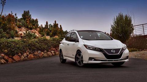 Nový Nissan Leaf má dlhší dojazd