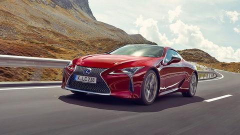 Lexus LC500/LC500h: Gran Turismo so zvukom a dynamikou superšportu