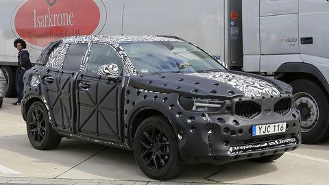 Volvo XC40 predstavia už tento mesiac
