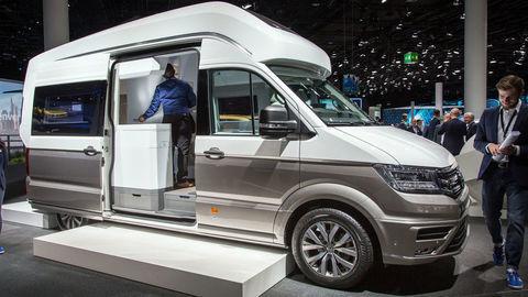 Volkswagen má ohromný karavan a odpoveď na pick-up od Mercedesu