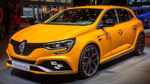 Renault Mégane RS dáva na výber: manuál alebo automat?