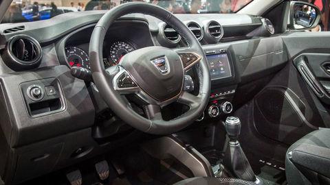 Dacia Duster má najviac noviniek vnútri