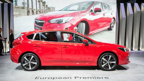 Subaru Impreza sa vracia, je z nej veľký kompakt