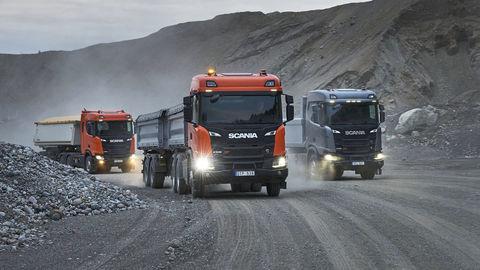 Scania predstavila modelový rad XT