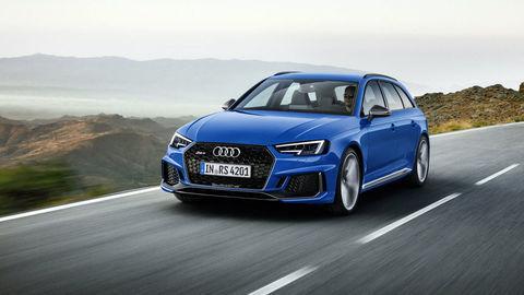 Audi RS 4 je športiak prezlečený za kombi. Hoci, už bez osemvalca