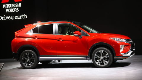 Mitsubishi Eclipse Cross mieri do Európy