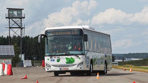Crossway LE vyhral súťaž International Bus & Coach