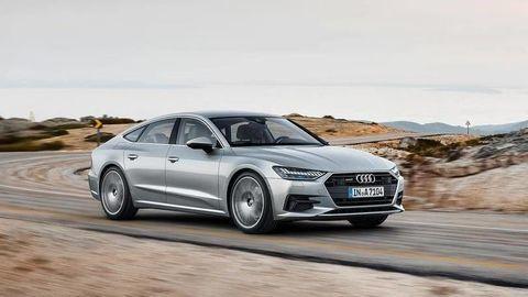 """Nové Audi A7 Sportback vyzerá športovejšie, má však """"nepravé"""" quattro"""