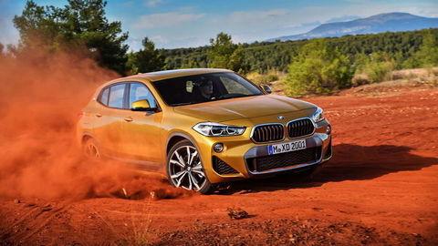 BMW X2 je ďalšie SUV z Mníchova. Kompaktné a športovo ladené