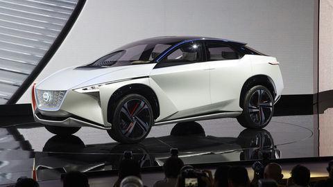 Nissan IMx neprodukuje žiadne emisie