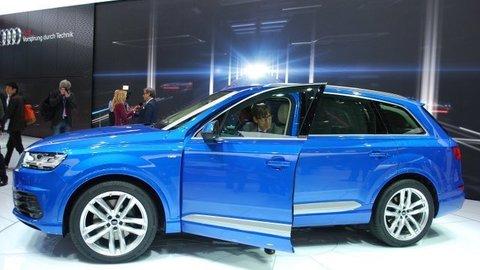 Nové Audi Q7 naživo z Detroitu (prvé dojmy)