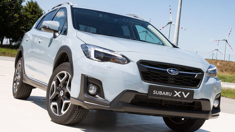 Nové Subaru XV prichádza na Slovensko s cenou od 25.490 eur