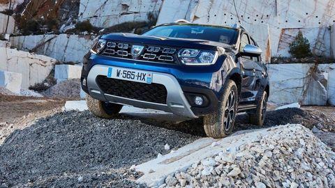 Dacia zverejnila detaily k novému Dusteru a vyše dvesto fotografií