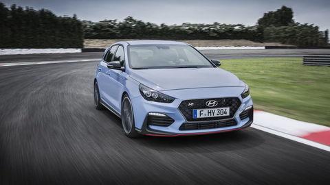 Hyundai i30 N: Dva spôsoby ako si užiť Slovakia Ring