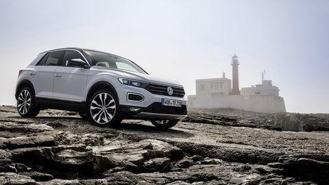 Volkswagen T-Roc 2.0 TSI DSG: Ďalší koncernový kokteil, ale svieži a chutný