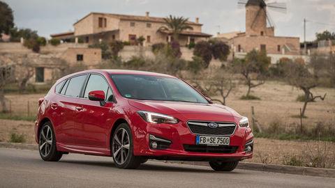Subaru Impreza na Slovensku s cenou od 19.990 eur