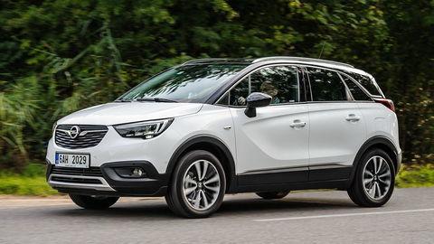 Motoring: Opel Crossland X 1.2 Turbo a Dacia Duster Tour