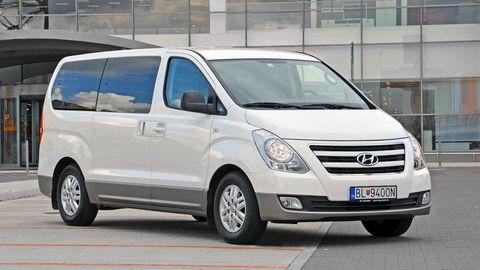 Hyundai H1 Tour: Desiaty do partie