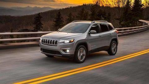 Jeep Cherokee po modernizácii opeknel