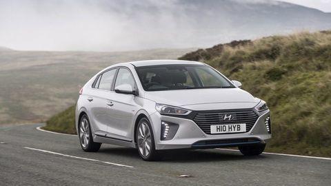Svetové ženské auto roka je Hyundai Ioniq