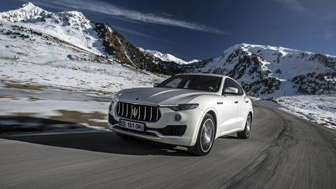 Motoring: Besné SUV od Maserati a nové Volvo XC60