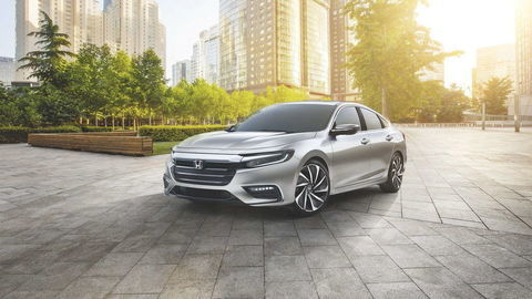 Honda prezradila viac o novom hybride Insight