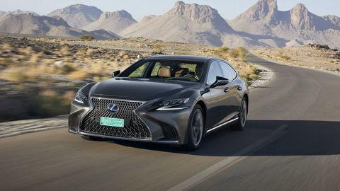 Lexus LS: Japonské umenie precíznosti v detaile