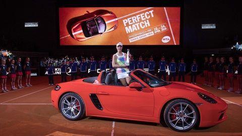 Ambasádorky Porsche na Australian Open