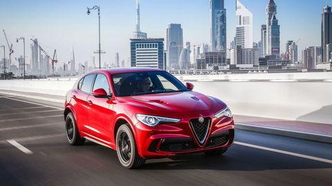 Alfa Romeo Stelvio Quadrifoglio: Šoféroval som najšportovejšie SUV